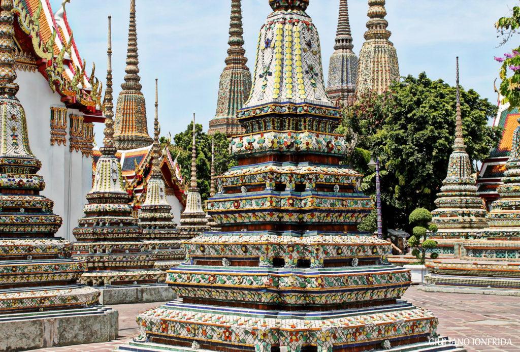 Templos budistas Tailandia