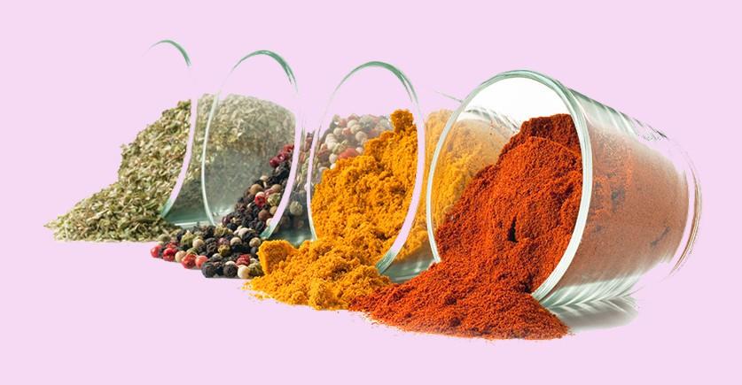 Especias para curry